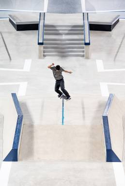 What does Street League mean for British Skateboarding